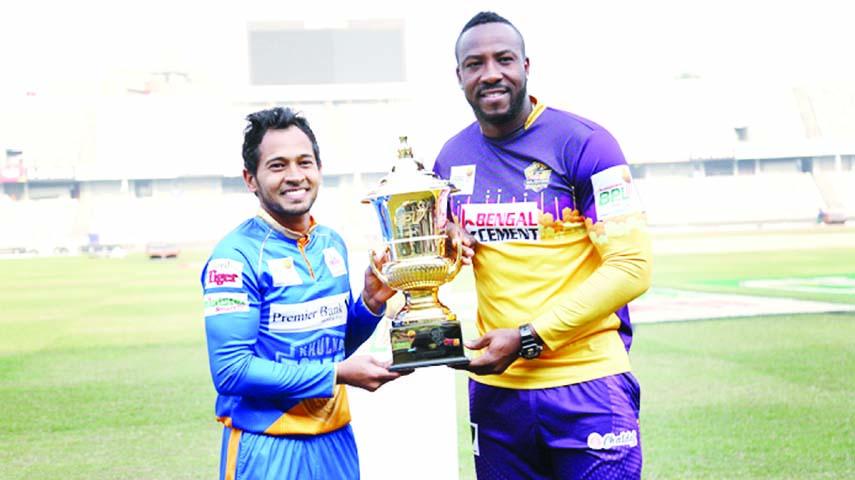 Khulna, Rajshahi vie for maiden BPL title today