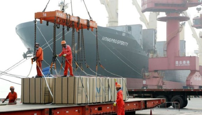 China's economic growth hits three-decade low