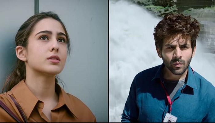 Love Aaj Kal trailer launch: Sara Ali, Kartik Aaryan are impressive
