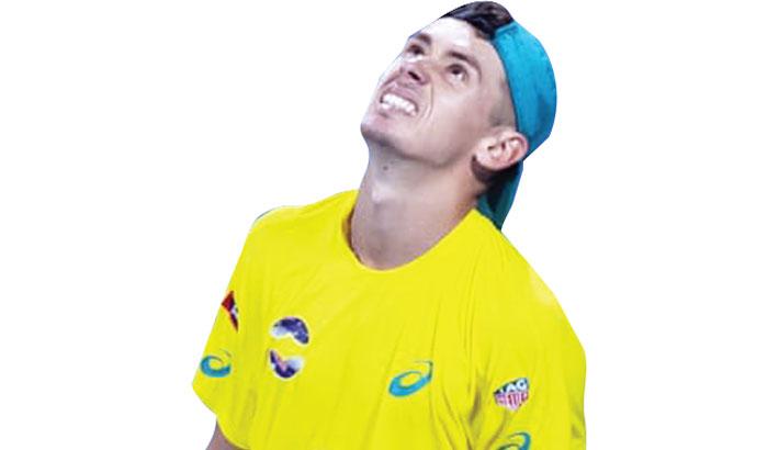 Alex de Minaur out of Australian Open