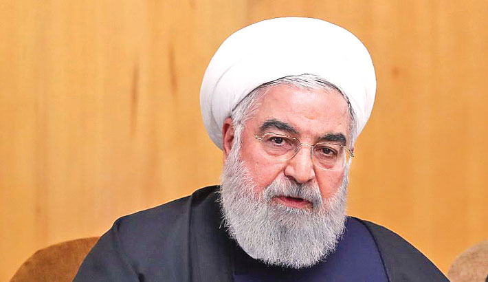 Iran wants dialogue, working to 'prevent war': Rouhani