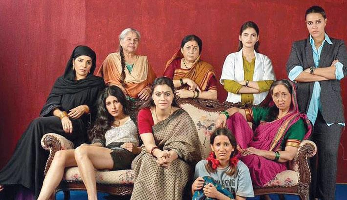 Kajol makes powerful appearance in all-women film Devi