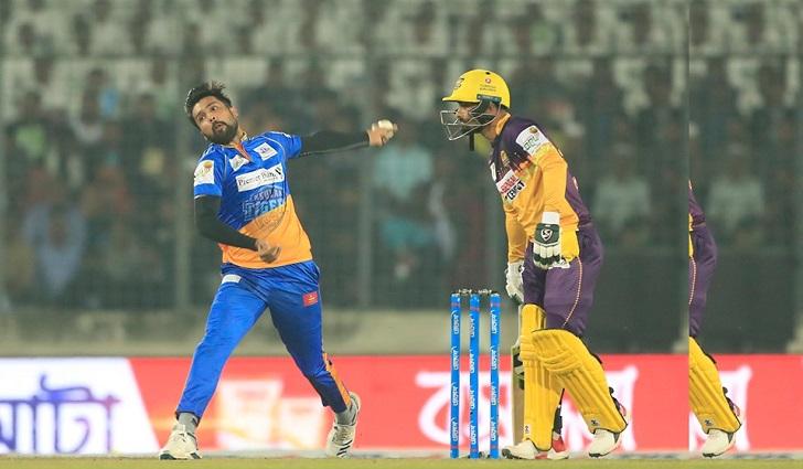 Rajshahi Kings set Khulna Tigers to chase 171
