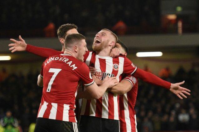 Sheffield United shakes up Premier League's top six
