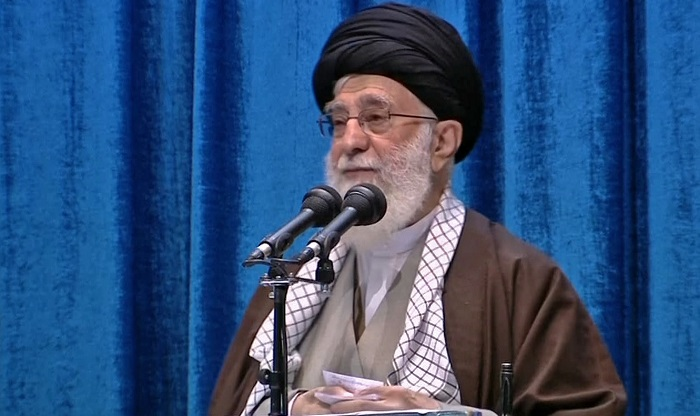 Khamenei: Iran gave US 'slap on face', calls missile strikes 'day of God'
