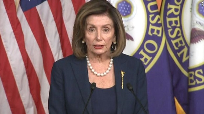 Pelosi calls Facebook a 'shameful' company that helped in 'misleading the American people'