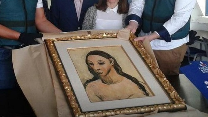 Spanish banker gets jail term for trying to smuggle out Picasso artwork