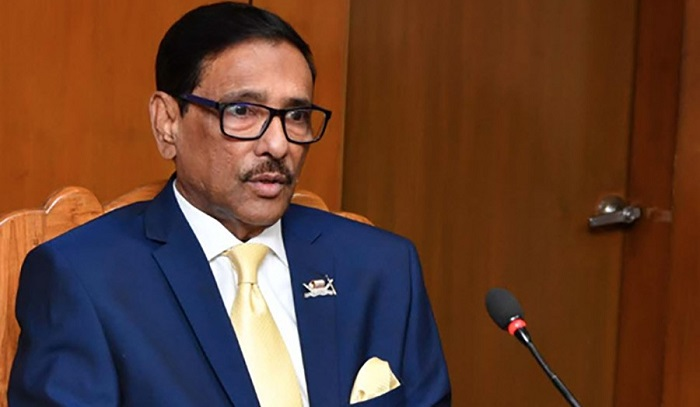 Awami League or government has no objection if Election Commission changes city polls date: Quader