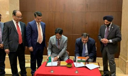 Dhaka, Delhi discuss joint study on proposed economic partnership deal