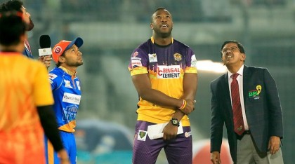 Khulna Tigers opt to bowl first against Rajshai Royals in BPL final