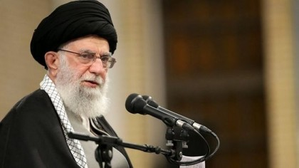 Iran's Supreme Leader defends armed forces in rare address