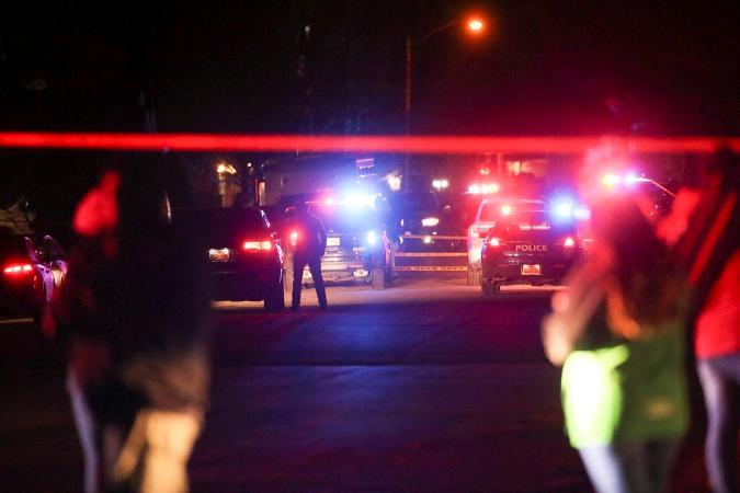 4 killed, 1 injured in family shooting in Utah suburb