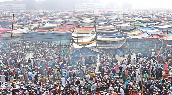 Bishwa Ijtema ends with Akheri Munajat on Sunday