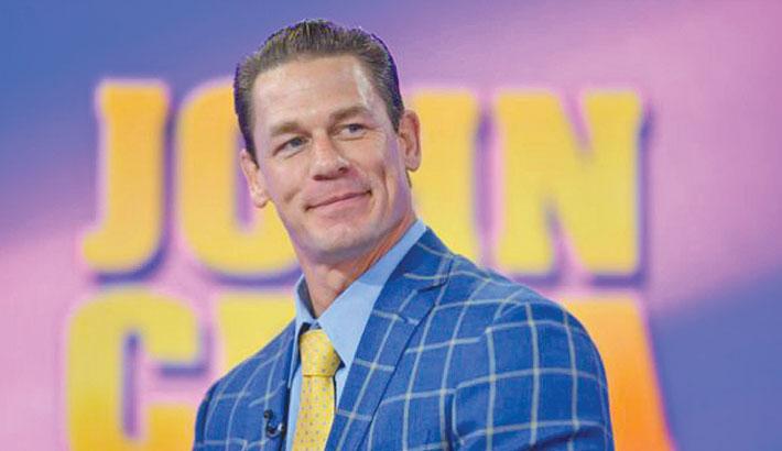 Acting career not transition from wrestling: John Cena
