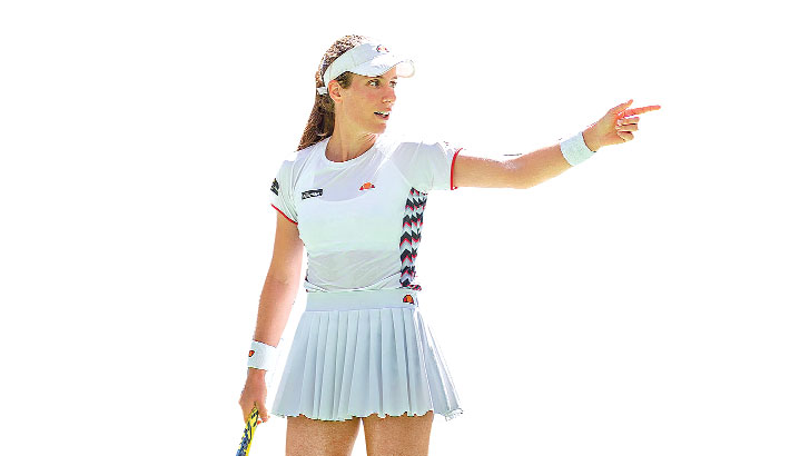 British number one to miss Fed Cup