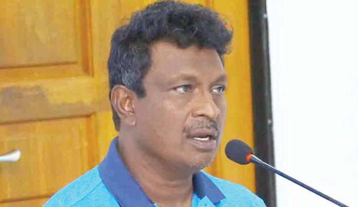 Champaka named interim pace coach