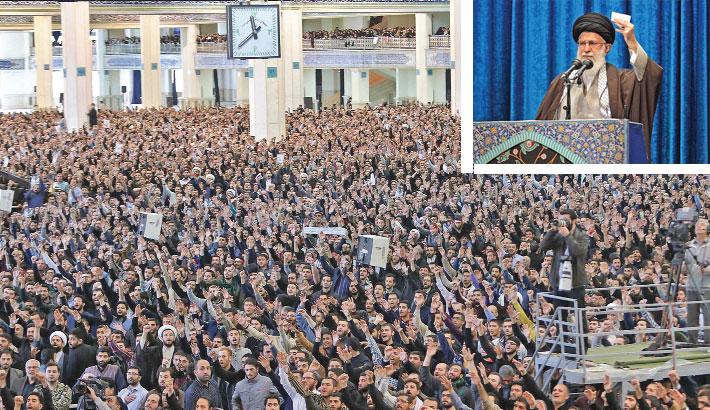 Iran can take fight beyond its borders