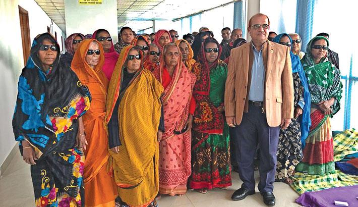 38 undergo free eye surgery at BEHRI