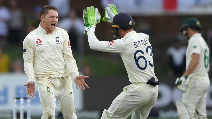 Dom Bess takes five as England dominate