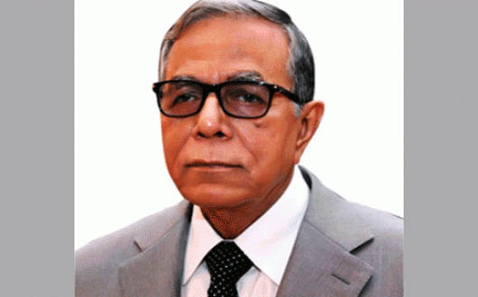 President mourns death of Abdul Mannan, MP