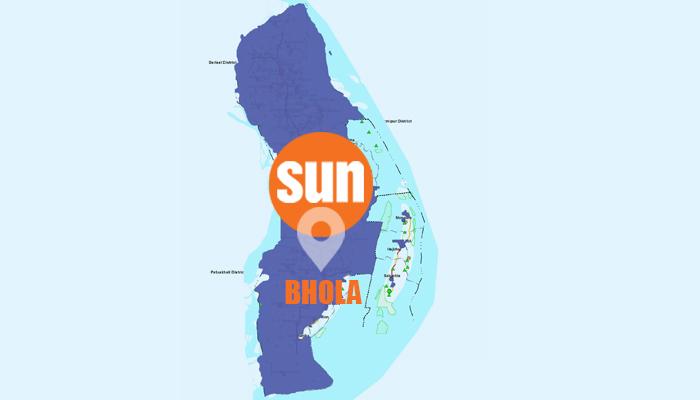 22 shops gutted in Bhola fire