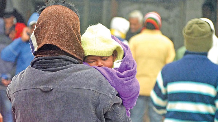 5,760 affected by cold-related diseases in 24-hrs