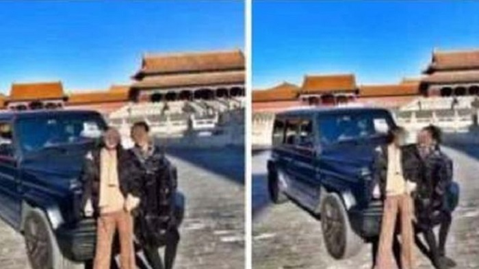 China anger after woman drives into Forbidden City
