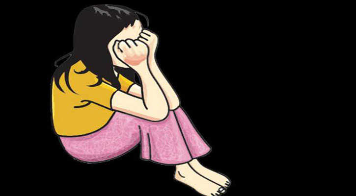 Caretaker held for 'raping' 6-yr-old girl