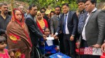 Bashundhara Group stands by talented Litunjira in Jashore