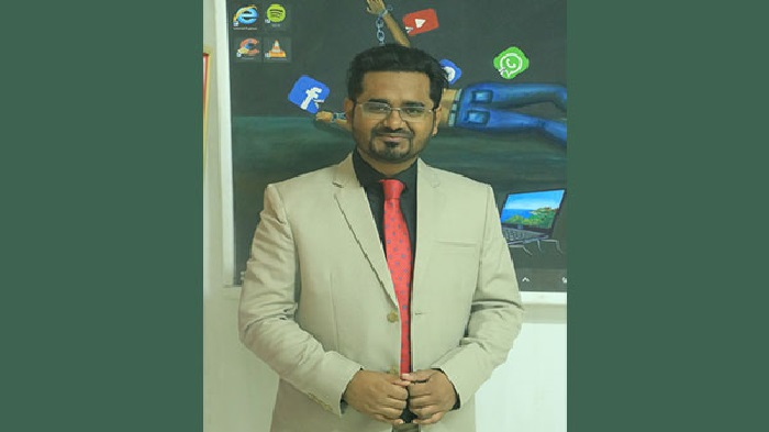 Soroj Mehedi made brand ambassador of Triogm