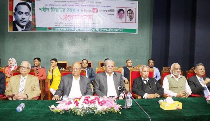 Unity can bring sure success for BNP in city polls: Fakhrul