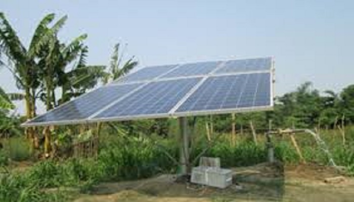 Solar Pump and the Agricultural Revolution