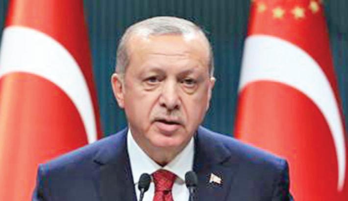 Europe will face terror threat if Tripoli govt falls: Erdogan