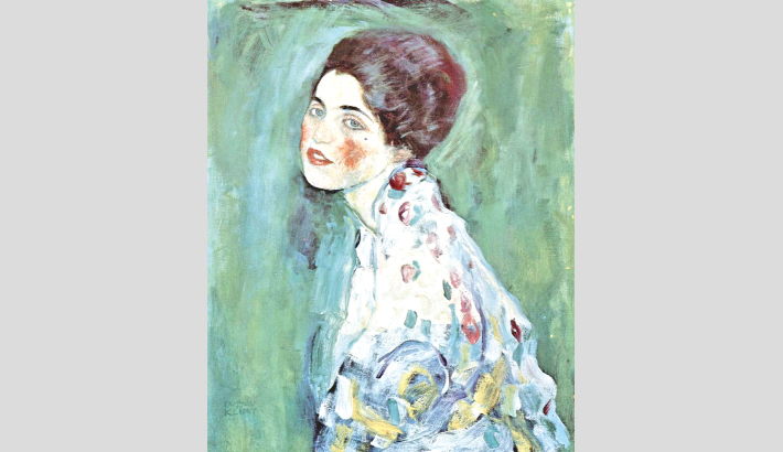 Painting found in wall confirmed as stolen Klimt