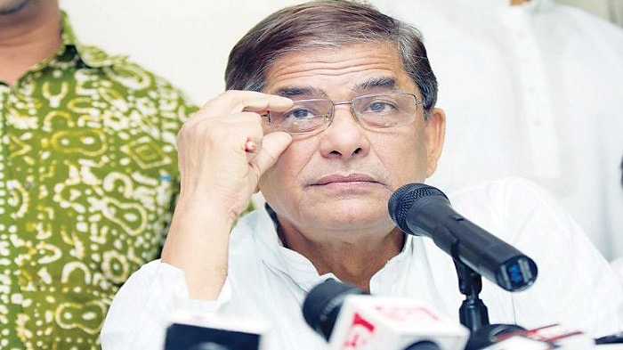 Election date uproar exposes EC's incompetence: BNP