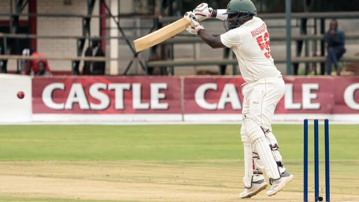 Zimbabwe make steady start in first home Test since 2017