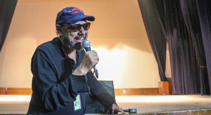 Anjan Dutt the director debuts at DIFF
