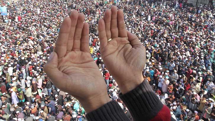 Second phase Bishwa Ijtema ends with Akheri Munajat today