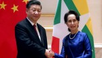 President Xi discuses Rohingya repatriation issue with Myanmar