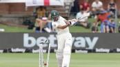 England enforce follow-on before rain stops play