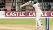 Zimbabwe make steady start in first home Test since 2017