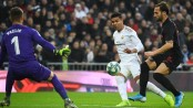 Real Madrid go top after scrappy win over Sevilla