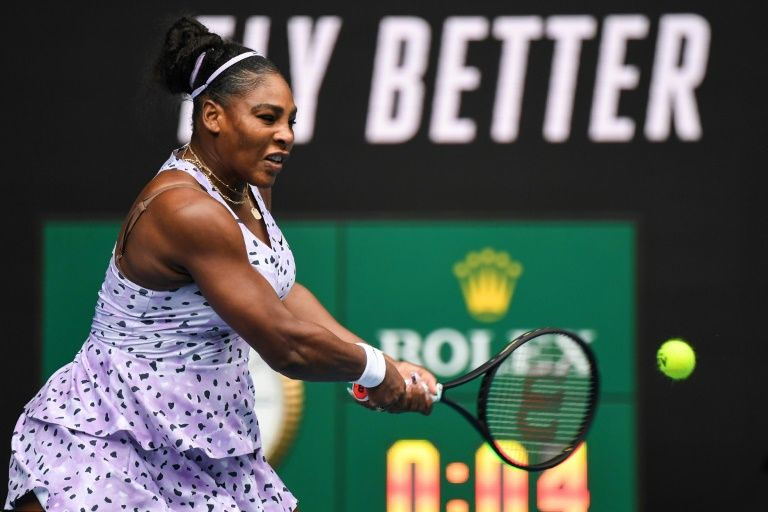 'I'm just Olympia's mum': Serena's history chase begins with quick win