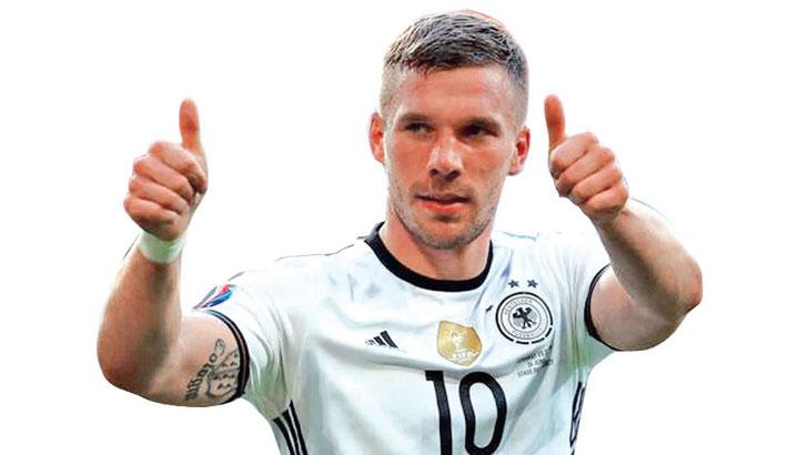 Podolski set to join Antalyaspor