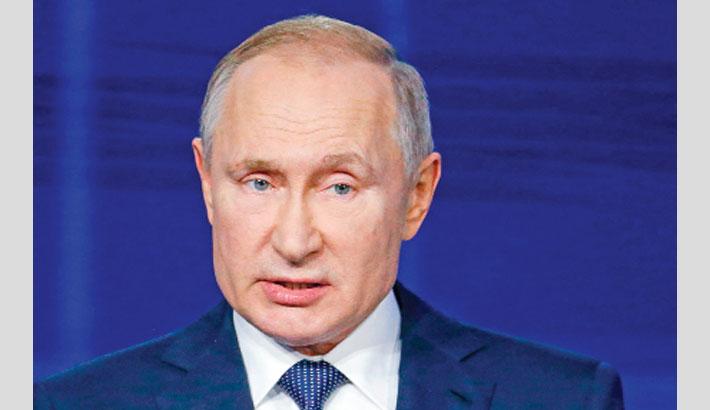'Transition' crucial after political shake-up: Putin
