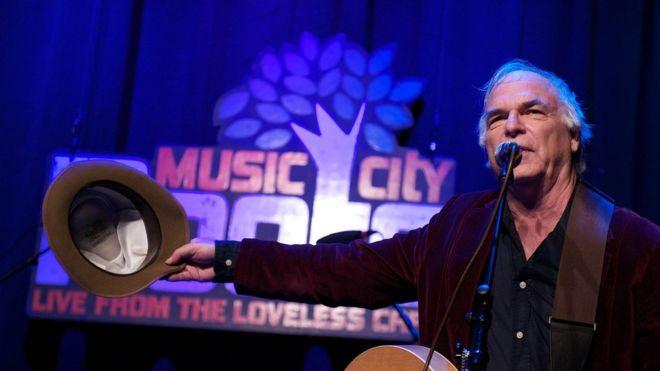 American folk singer David Olney dies on stage aged 71