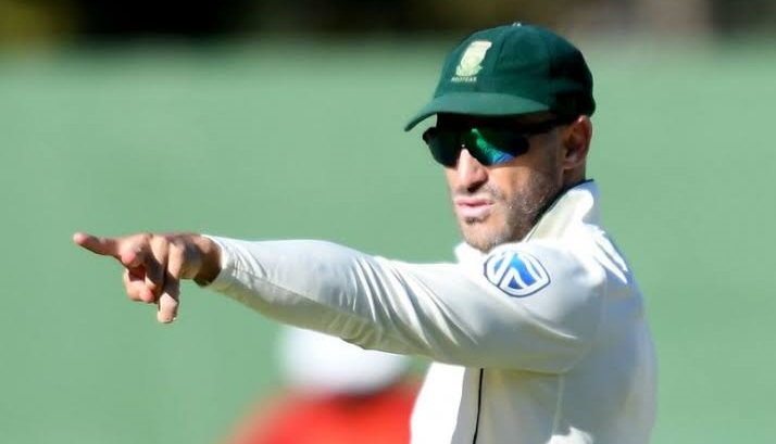 Du Plessis denies retirement after innings defeat to England