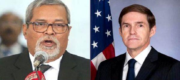 US Ambassador sits with CEC