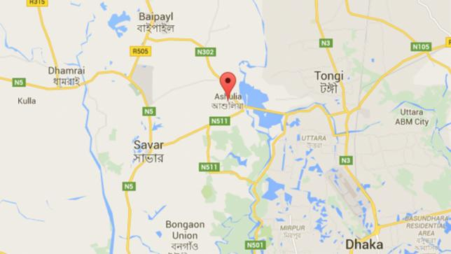 Three bodies including child recovered in Ashulia