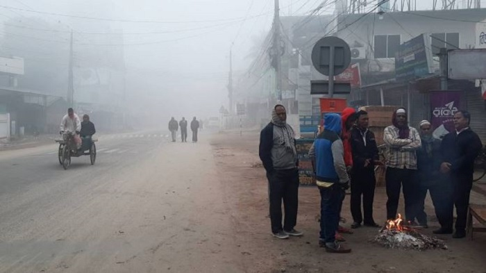 5,733 people affected by cold-related diseases in 24 hours